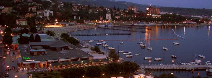 portorose night life